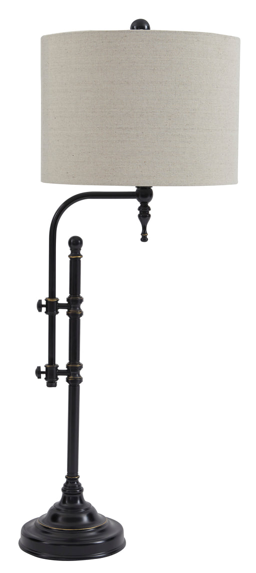 Anemoon - Black - Metal Table Lamp (1/CN)