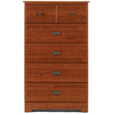 Bayfield 5 Drawer Chest in 2 Finishes