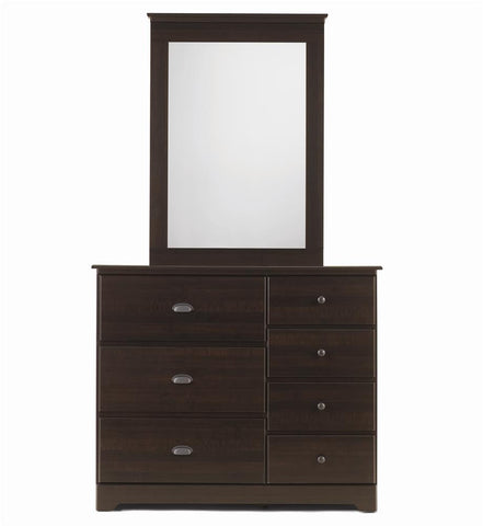 Bayfield 7 Drawer Dresser - in 2 Finishes
