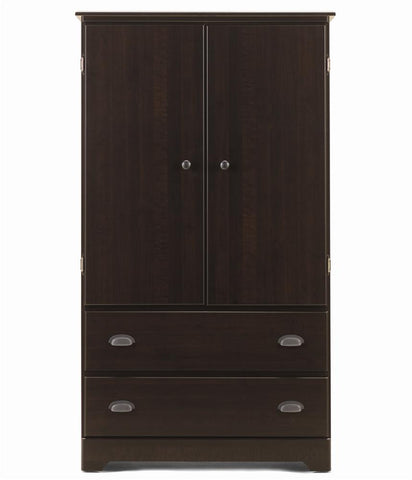 Bayfield 2 Drawer Armoire - in 2 Finishes