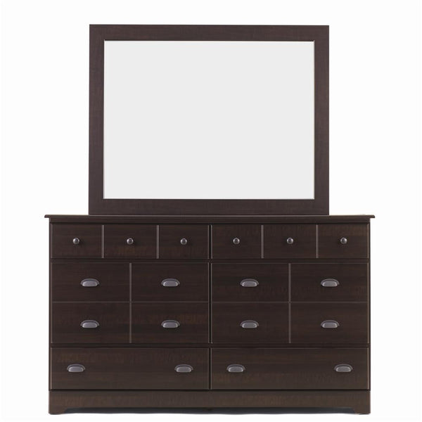 Bayfield *Larger* 6 Drawer Dresser - in 2 Finishes