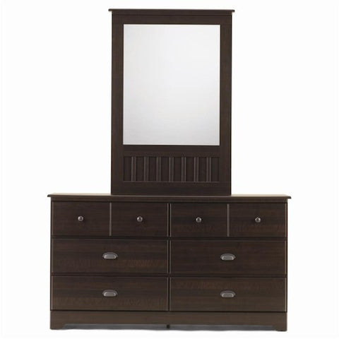 Bayfield 6 Drawer Dresser - in 2 Finishes