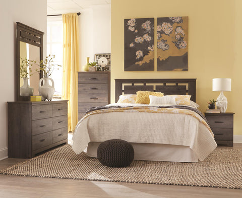 Neenah Bedroom Package - Rodeo Oak