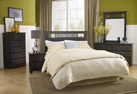 Washburn Bedroom Package - Deer Paint