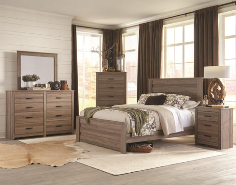 Weston Bedroom Package - Salt Oak