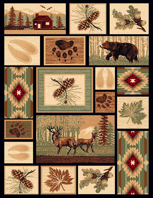 Persian Weavers Country Lodge Rug