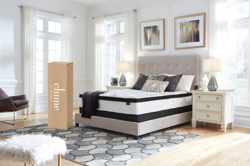 "CHIME 12"" HYBRID MATTRESS ONLY"