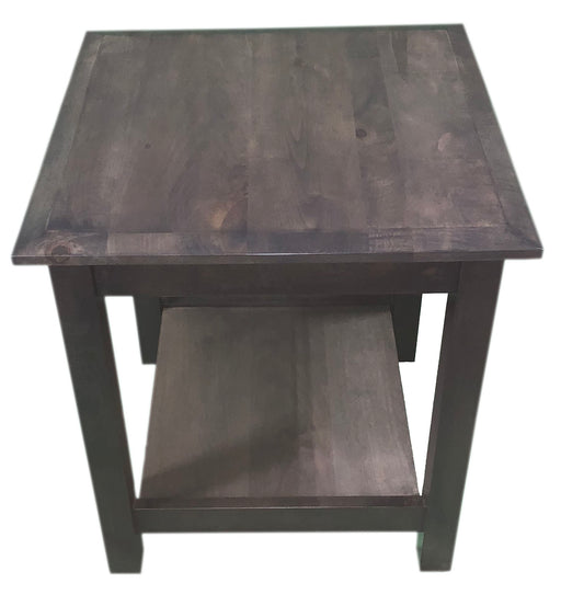 Hilltop Furniture Maple Ridge End Table - 2 Sizes available