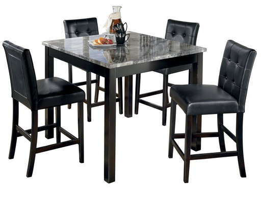Floor Model Maysville Dining Set - Counter Height