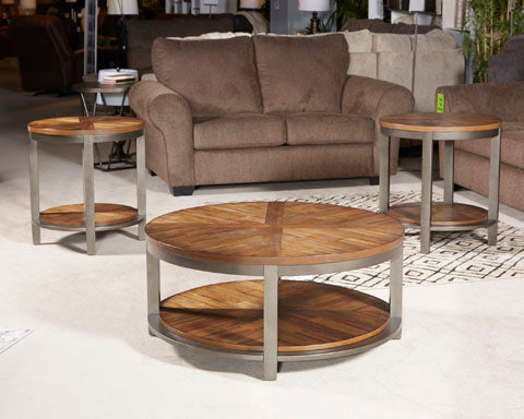 Roybeck Occasional Table Set (3pcs)