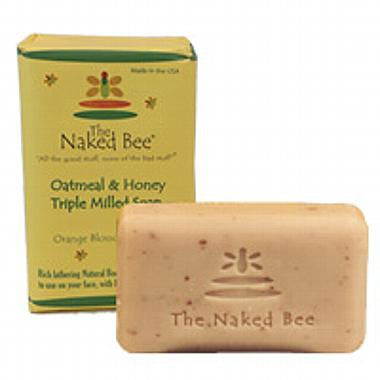 Naked Bee - Triple Milled Bar Soap