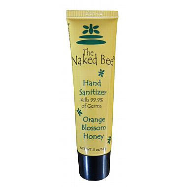 Naked Bee - Mini Hand Sanitizer 0.5 Oz