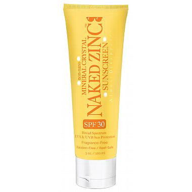 Naked Bee - Sunscreen 3 Oz