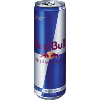 Red Bull Original 12 Oz