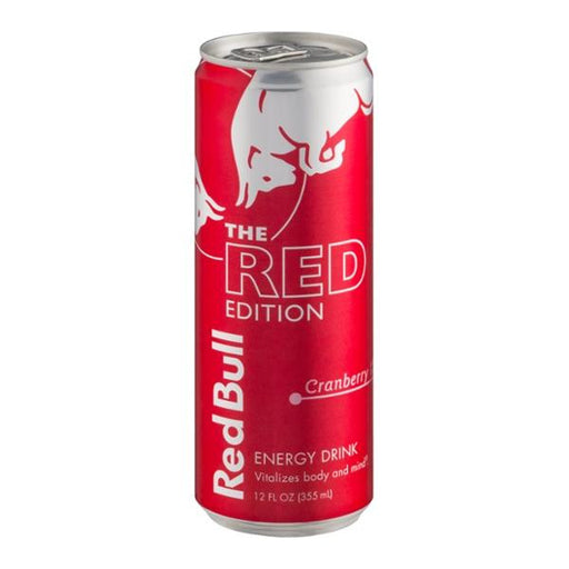 Red Bull Cranberry 12 Oz