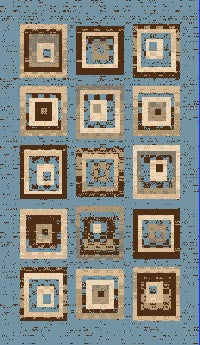 Persian Weavers Cube Rug in 8 Colors