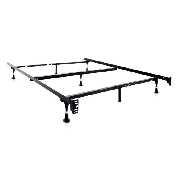 ADJUSTABLE QUEEN / FULL / TWIN BED FRAME
