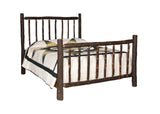 Hilltop Furniture Hickory Spindle Bed