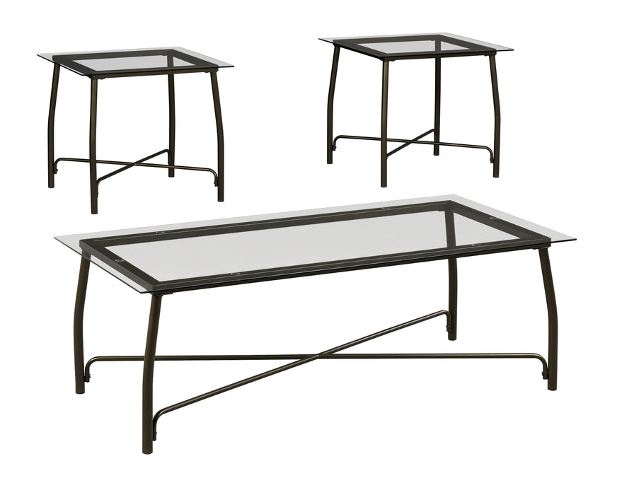 Burmesque Occasional Table Set (3pcs)