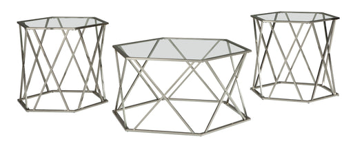 Madanere Occasional Table Set (3pcs)