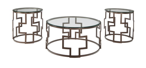 Frostine Occasional Table Set (3pcs)