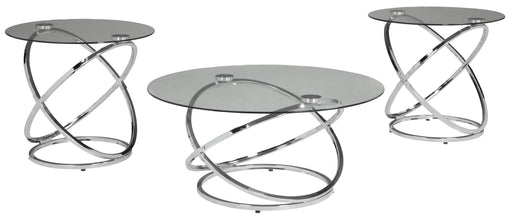 Hollynyx Occasional Table Set (3pcs)