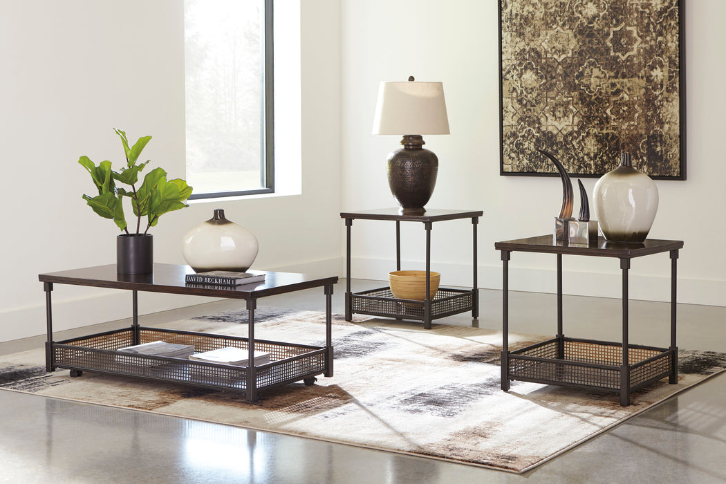 Kalmiski Occasional Table Set (3pcs)