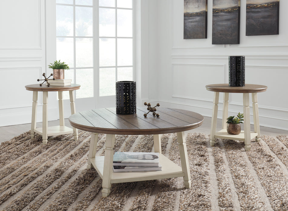 Bolanbrook Occasional Table Set (3pcs)