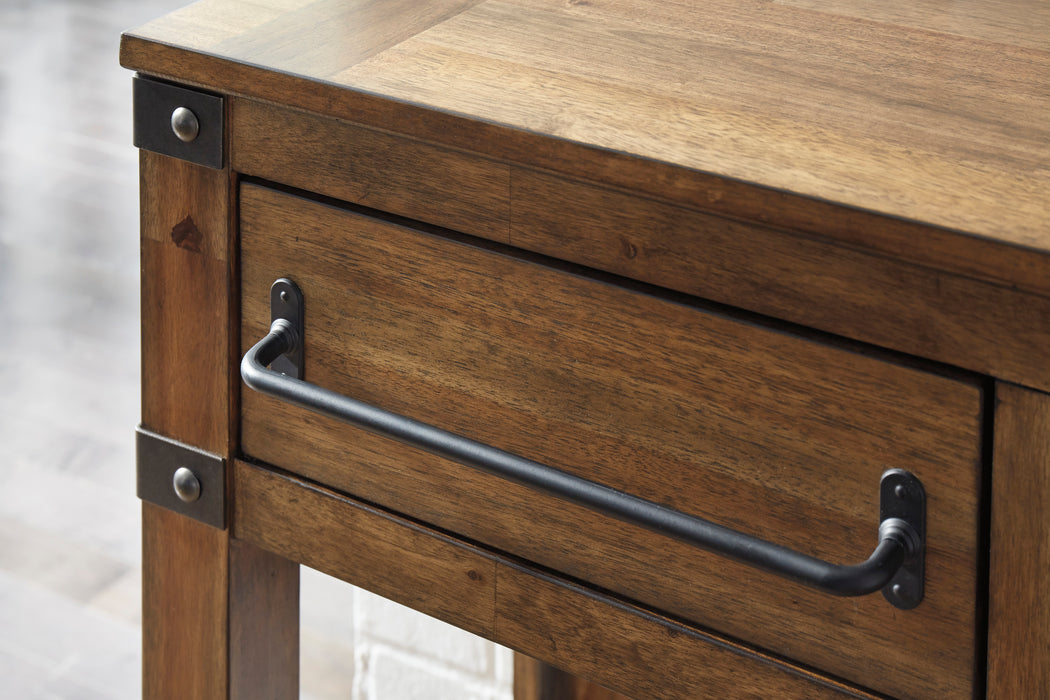 Roybeck - Accent Cabinet
