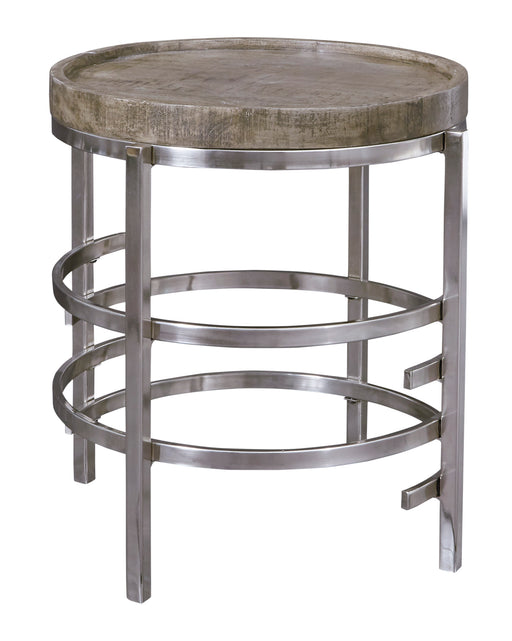 Zinelli Round End Table