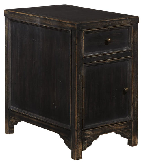 Gavelston Chair Side End Table