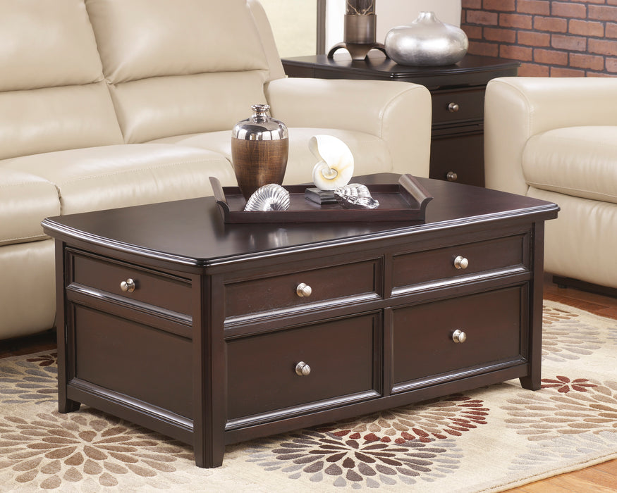 Carlyle Lift Top Coffee Table