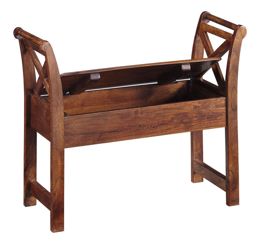 Abbonto Large Accent Bench