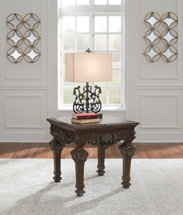 Charmond End Table