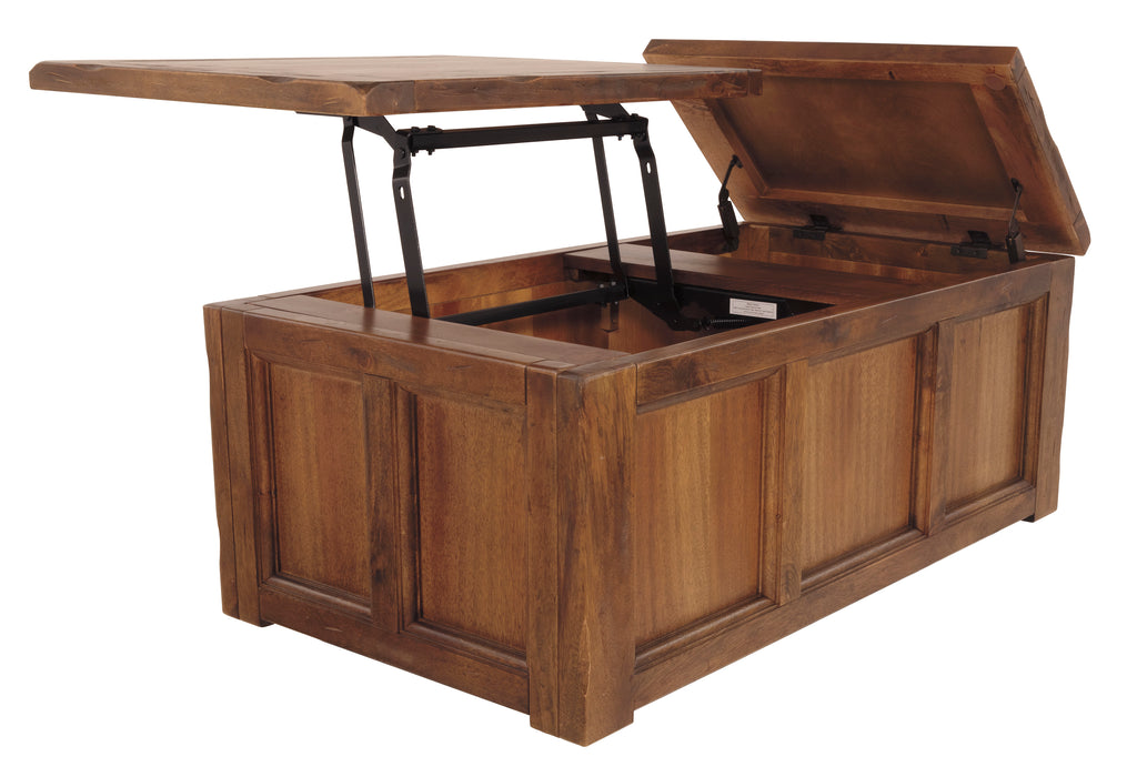 Hindell Park Coffee Table.Tamonie Storage Lift Top Coffee Table