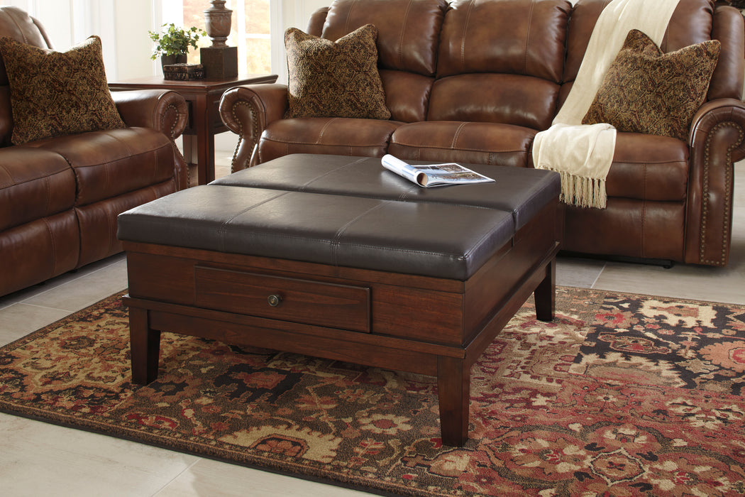 Gately Ottoman Lift Top Coffee Table