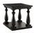 Mallacar - Chair Side End Table - Black