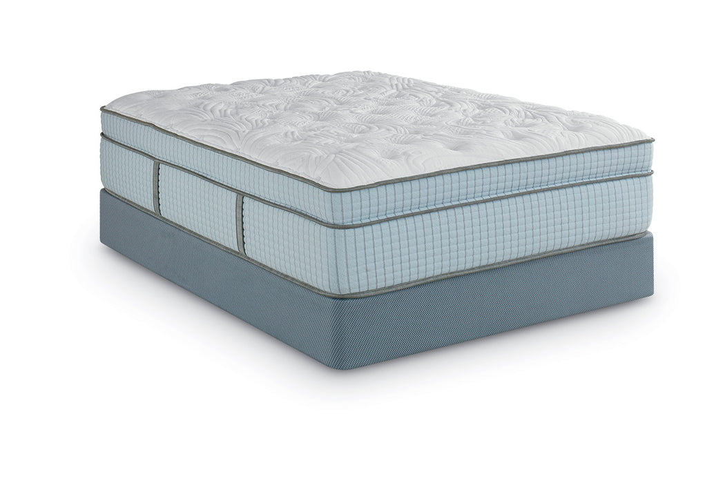 VISTA EURO TOP MICROCOIL MATTRESS ONLY