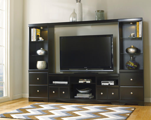 Shay - Entertainment Center - Optional Fireplace