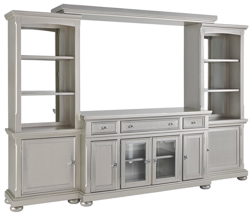 Coralayne - Entertainment Center or TV Stand Only