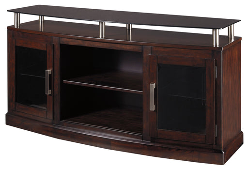 Chanceen TV Stand - Optional Fireplace