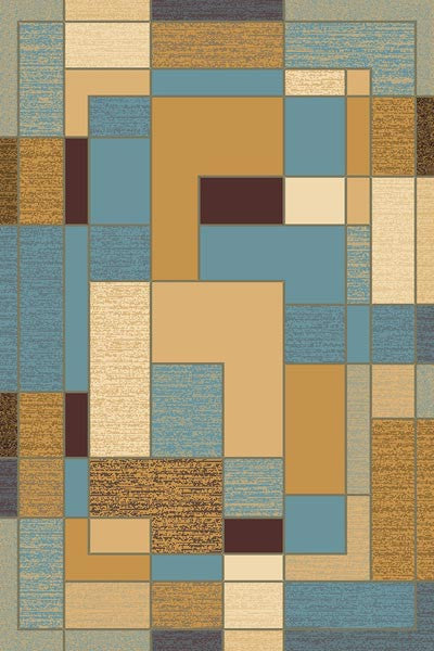 Persian Weavers Mosaic Rug in 9 Colors