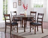 Breckenridge Collection / 5PC Round Standard Height Set