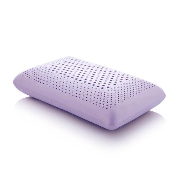 Z Pillow Zoned Dough® Lavender by Malouf