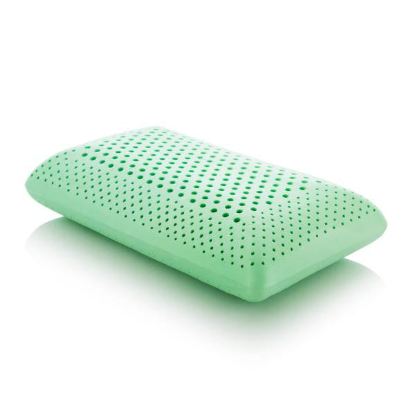 Z Pillow Zoned Dough® Peppermint by Malouf