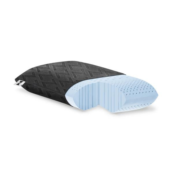 Z PILLOW TRAVEL ZONED DOUGH® + BAMBOO CHARCOAL