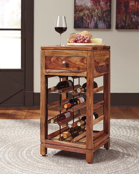 Abbonto Wine Rack