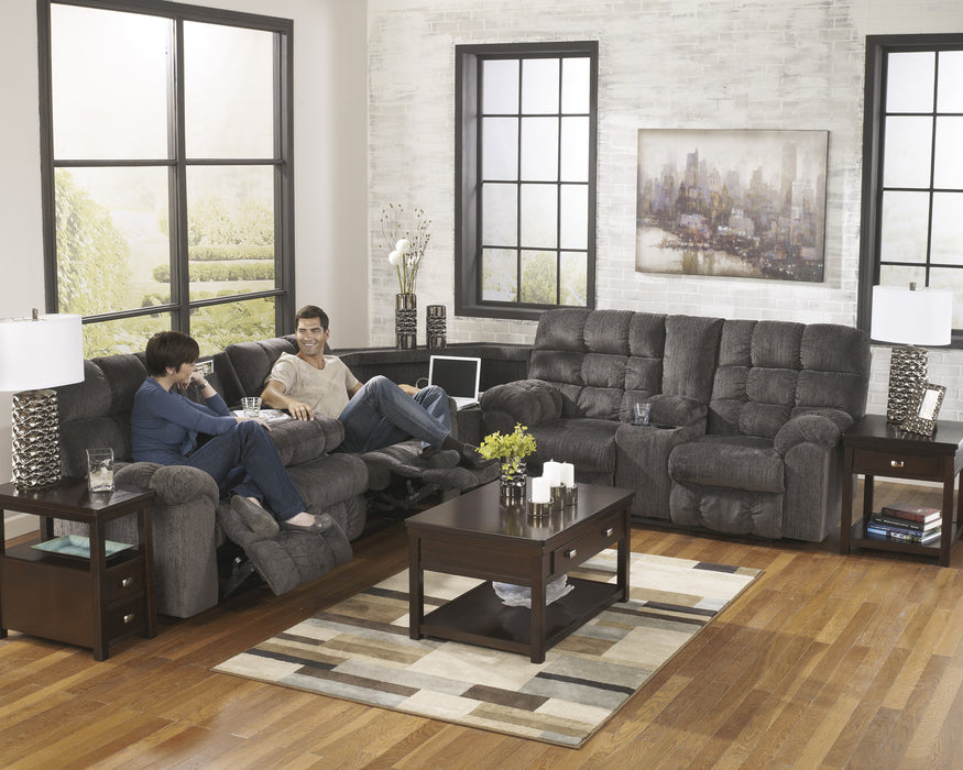 Acieona Reclining Sectional - 3 Options