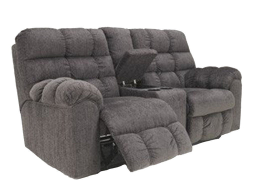 Acieona - Reclining Loveseat w/ Center Console