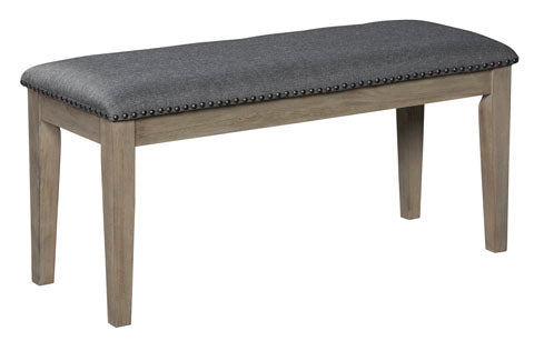 Aldwin Upholstered Dining Bench